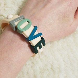 "BCBG ""Love"" Bracelet"